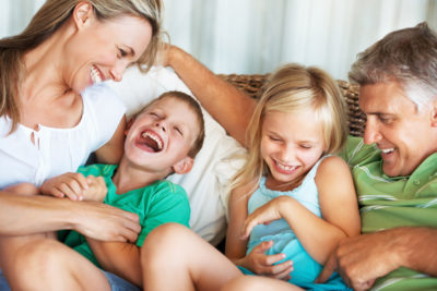 Laughing-Family